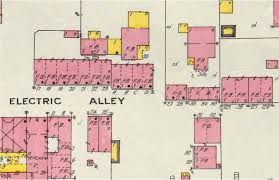 Ice Cream Shop Floor Plan Electric Alley The History Of Ogden U0027s Red Light District The