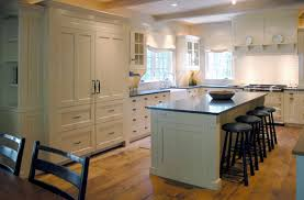Built In Kitchen Islands A Custom Kitchen Island Finewoodworking