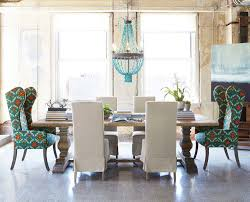 Dining Room Outstanding Upholstered Chairs Throughout Modern Top - Leather and fabric dining room chairs