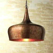 Pendant Lighting Copper Copper Pendant Light Fixtures Pendant Lighting Pendant Light