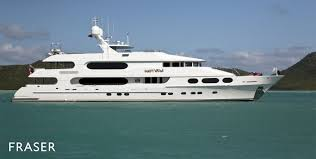 m y party motor yacht for charter fraser