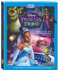 princess frog blu ray review geekadelphia