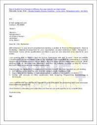 Fresher Accountant Resume Sample by Fresher Resume Cover Letter Sample Of Resume Cover Letter For