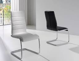 white leather dining chairs crate and barrel white leather