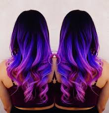 Hues Of Purple The 25 Best Red Purple Hair Color Ideas On Pinterest Burgundy