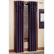 Light Purple Curtains Lulu Semi Sheer Grommet Curtain Panels