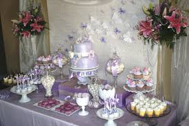 Butterfly Table Centerpieces by 35 Purple And White Wedding Candy Buffet Ideas Table Decorating