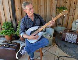 Wildfire Chords Easy by Livermore Man Brings Cigar Box Guitars To Wine Country