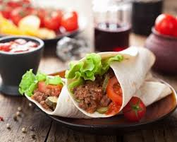 cuisine mexicaine fajitas fajitas à la viande hachée cuisine az