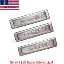 lights kitchen cabinets battery operated details about led kitchen cabinet lighting wireless counter light battery operated
