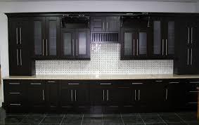 Black Shaker Kitchen Cabinets Kitchen Best Shaker Style Kitchen Cabinets By Black Shaker