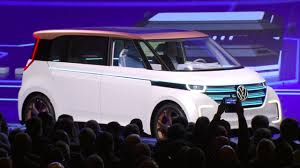 volkswagen bus 2016 vw rolls out budd e microbus concept