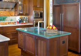 turquoise kitchen island useful ideas on how to choose the right kitchen island countertops