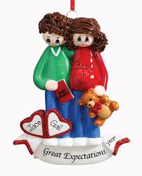 expecting couples ornament my personalized ornaments