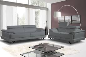 Modern Gray Leather Sofa Sofa Modern Gray Leather Sofa Two Modern Gray Leather