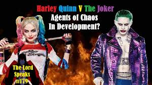 the lord speaks 179 harley quinn vs the joker film in