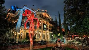 When Is Disney Decorated For Christmas Disneyland Resort