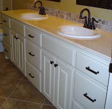 Custom Cultured Marble Vanity Tops Double Sink Vanity Decor With Brown Marble Counter Top Interior