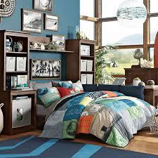 Pb Teen Bedrooms Stuff Your Stuff Platform Bed Set Pbteen