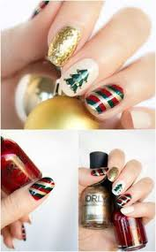 20 fantastic ideas for diy 20 fantastic diy christmas nail designs that are borderline