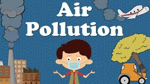Best Plants For Air Quality by Air Pollution For Kids Youtube