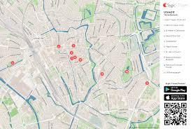 St John Map Utrecht Printable Tourist Map Sygic Travel