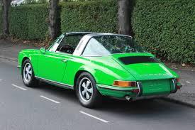 porsche targa green horsepower at ascot coys the spirit of motoring auction the