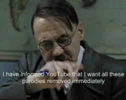 Downfall Meme - first they came for hitler hit run reason com