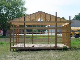 Pole Barn Design Ideas Pole Barn Plans Shed Diy Plans