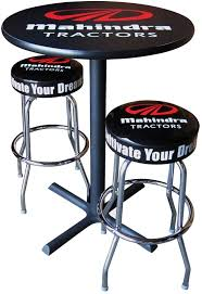Bar Table And Stool Set Custom Logo Table And Bar Stool Sets Bar Stools And Chairs
