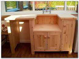 Free Standing Kitchen Sink Home Decor White Porcelain Kitchen - Stand alone kitchen sink