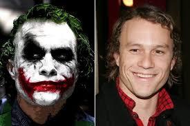 Heath Ledger Halloween Costume Jared Leto Opens Playing Joker Heath Ledger U0027s