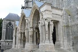 100 reims cathedral floor plan architecture past present