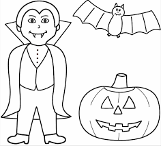 Color Pages Halloween by Home Halloween Vampire Coloring Pages Vampire Coloring Pages Home