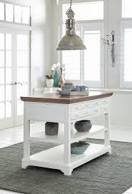 distressed white kitchen island shutters light oak and distressed white kitchen island set from
