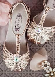 Flower Girls Dress Shoes - flower shoes glitter ballet flats 39105 shoes at boden