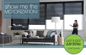 lift options for window treatments
