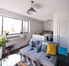 Life In A Studio Apartment by How To Live Large In A 500 Square Foot Studio Apartment Curbed