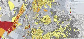 New Orleans Neighborhood Map by Maps The Poorest Areas In America Are Often The Most Polluted