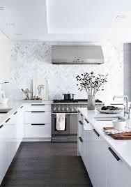 Unique Backsplash For Kitchen by Best 25 White Kitchen Backsplash Ideas That You Will Like On