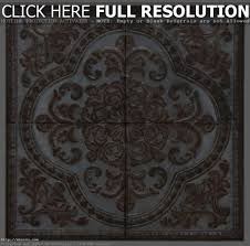 Metal Wall Decoration Square Metal Wall Decor Best Decoration Ideas For You