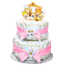cake gift baskets burt s bees cake for girl baby gift