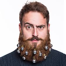beard ornaments beard baubles beard ornaments beardo