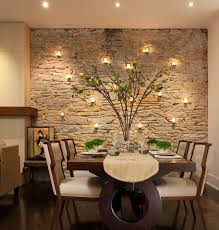 dining room paint ideas house dining room accent wall stone exquisite paint ideas 21
