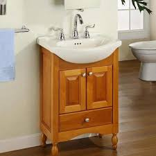 narrow bathroom vanities a simple solution for a small bathroom