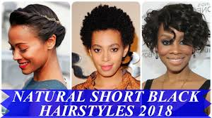 20 amazing ideas about hairstyles for short natural african