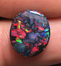 black opal unique gem lightning ridge black opal natural opals