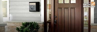 Exterior Door Installation Exterior Door Installation The Home Depot Canada