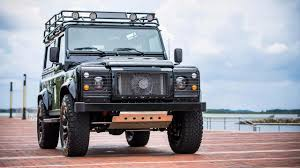 land rover experience defender land rover defender project blackout u2013 drive safe and fast