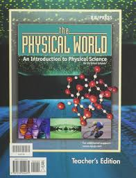 physical world an introduction to physical science for christian
